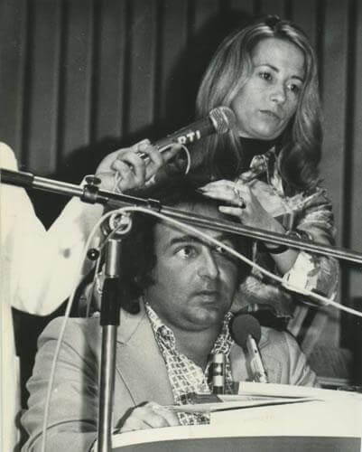 Richard Anthony & Françoise Colin