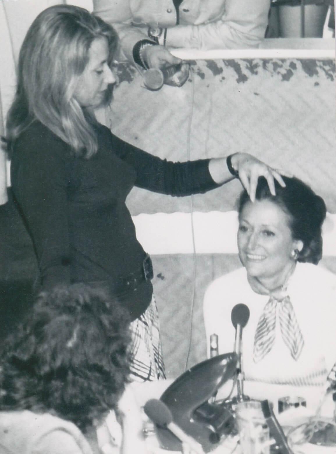 Menie Gregoire & Françoise Colin